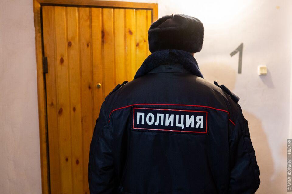 Полиция разыскивает мужчину, похитившего ноутбук в Томске