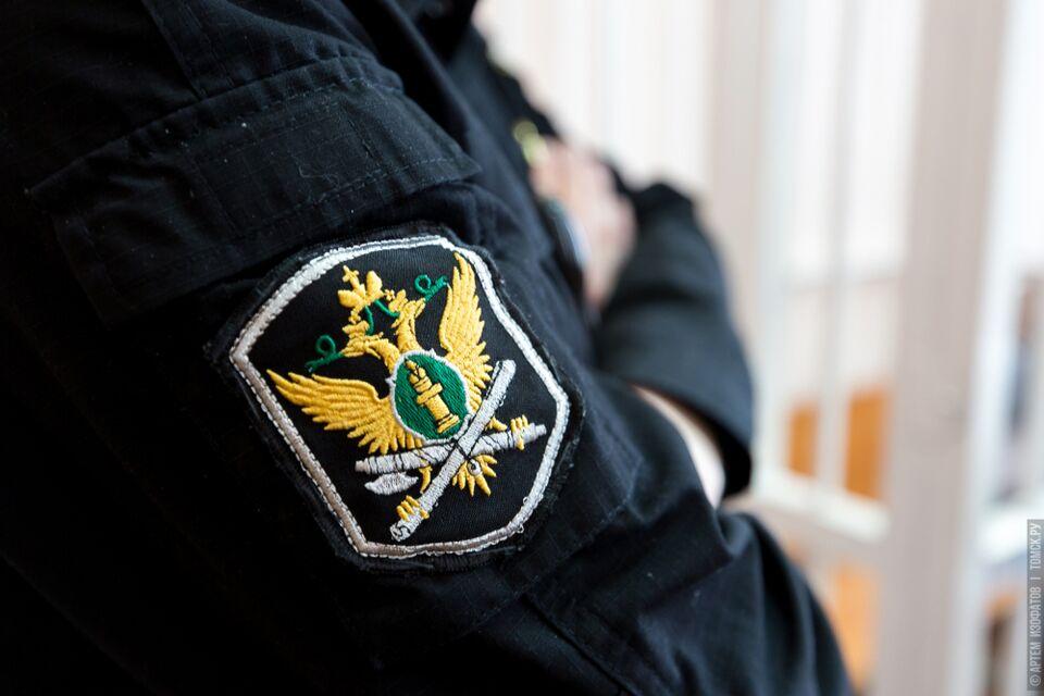 Пошел на таран: томич пытался задавить пристава