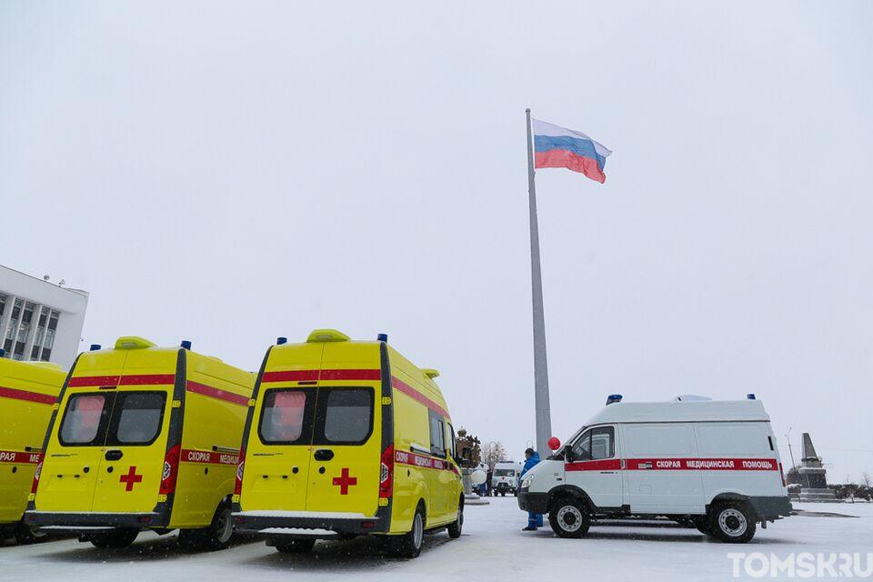 В Томской области появятся «северные» машины «скорой помощи»
