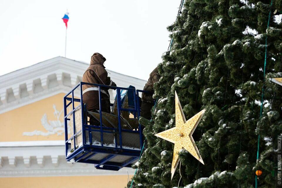 Томск украсят с помощью онлайн-голосования