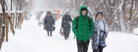 Пять причин любить зиму назвали россияне