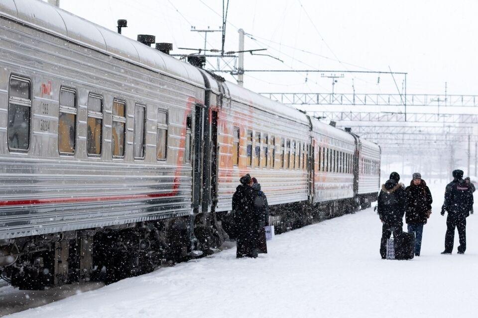 Подросток из Сибири сгорел заживо на вагоне поезда