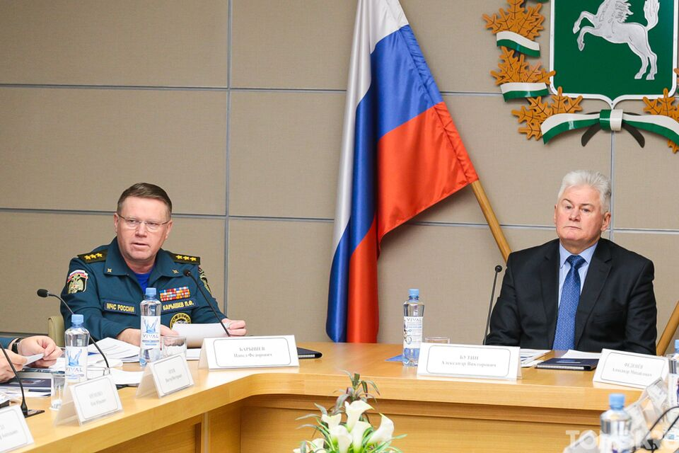 Профилактику ЧС в Сибири обсуждают сегодня в Томске