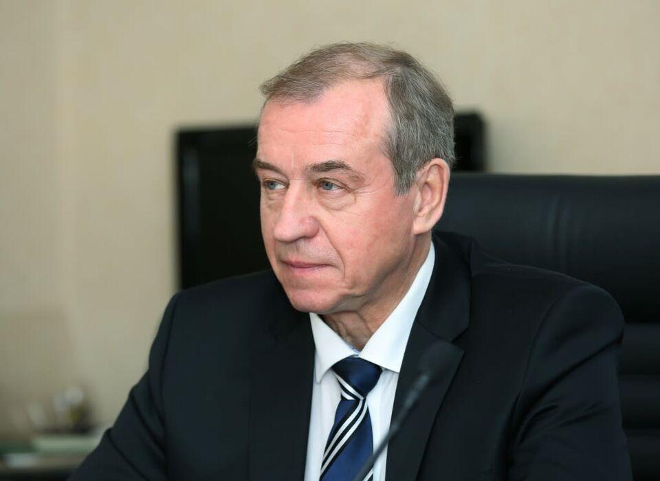 Сибирский губернатор ушел в отставку