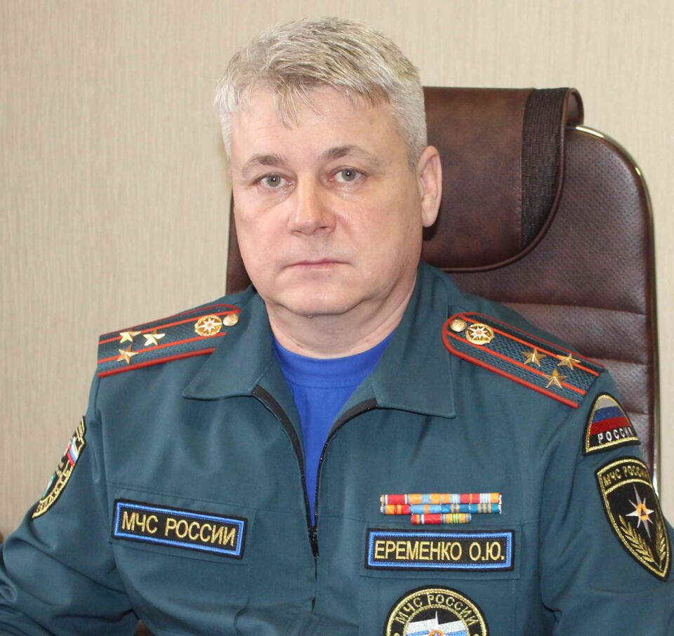 Начальника ГУ МЧС по Томской области повысили до генерал-майора