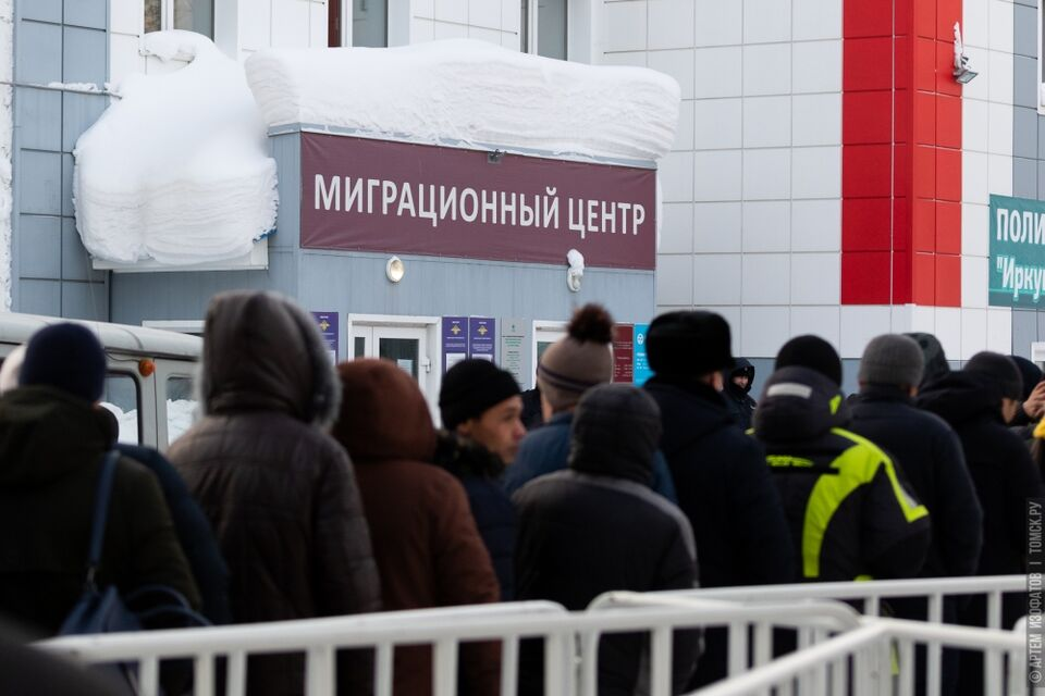 Миграционный прирост в Томской области составил 1,7 тыс. человек