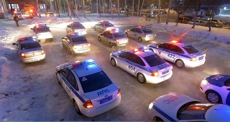 В Томске будут снимать пьяных водителей на камеру и публиковать лица