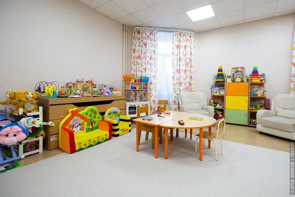 В селе Молчаново построили новый детский сад