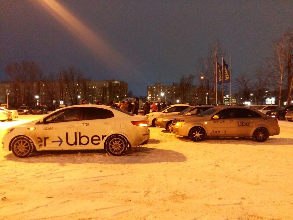 Сервисы по вызову такси станут ответственными за здоровье пассажиров