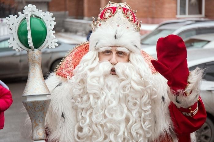 Вызов Деда Мороза в Томске: спрос и неожиданные скидки. Разбираем