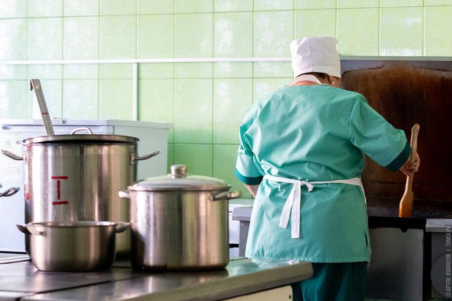 Томичи жалуются на качество питания в школах и детских садах