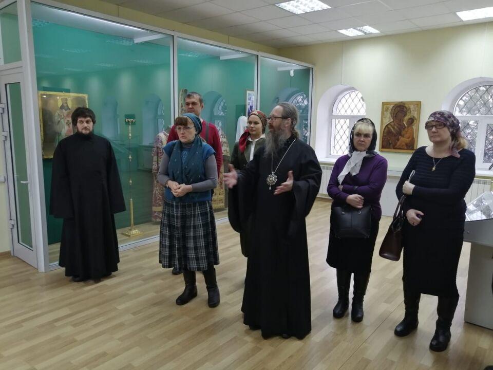 Священники научили томских гидов проводить религиозные экскурсии
