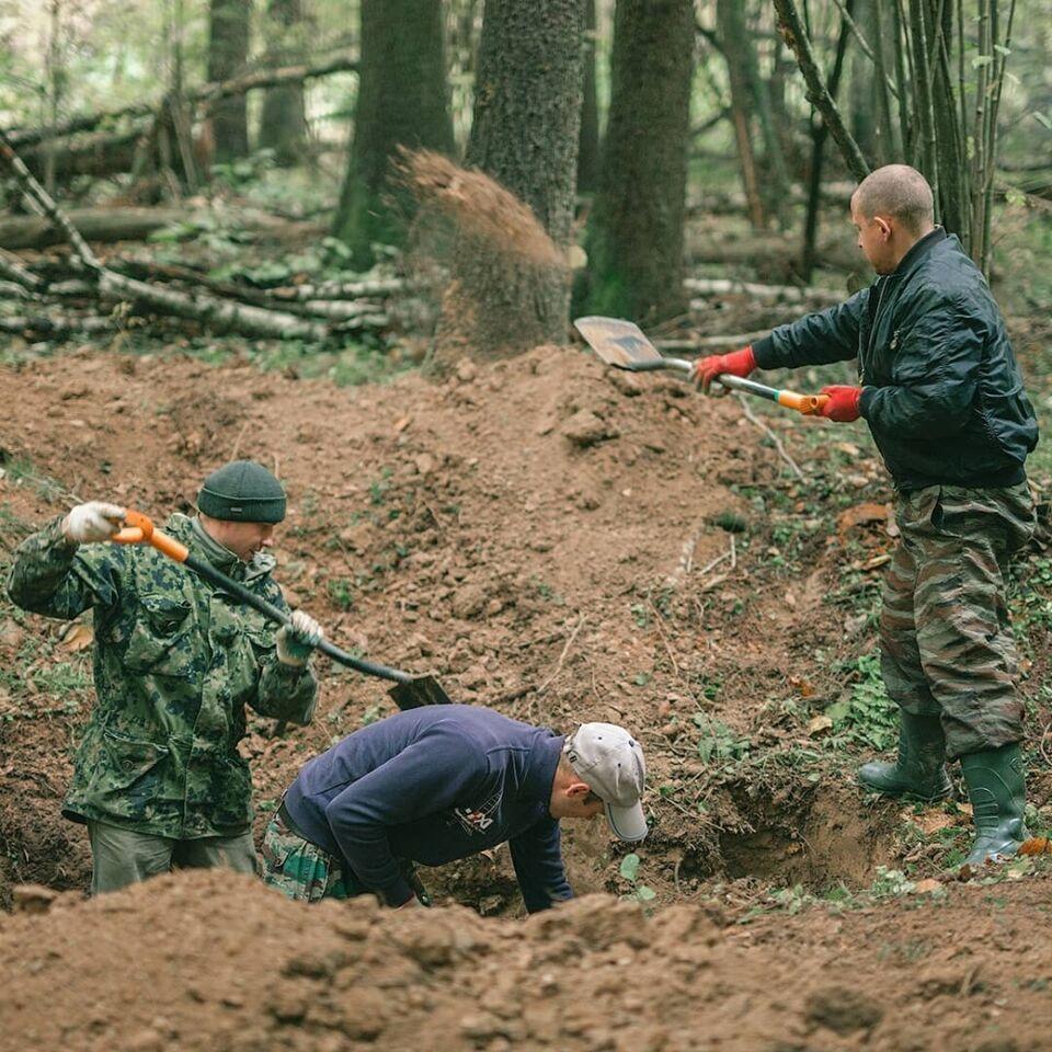 «Бессмертный полк» ищет родственников погибших в Австрии бойцов
