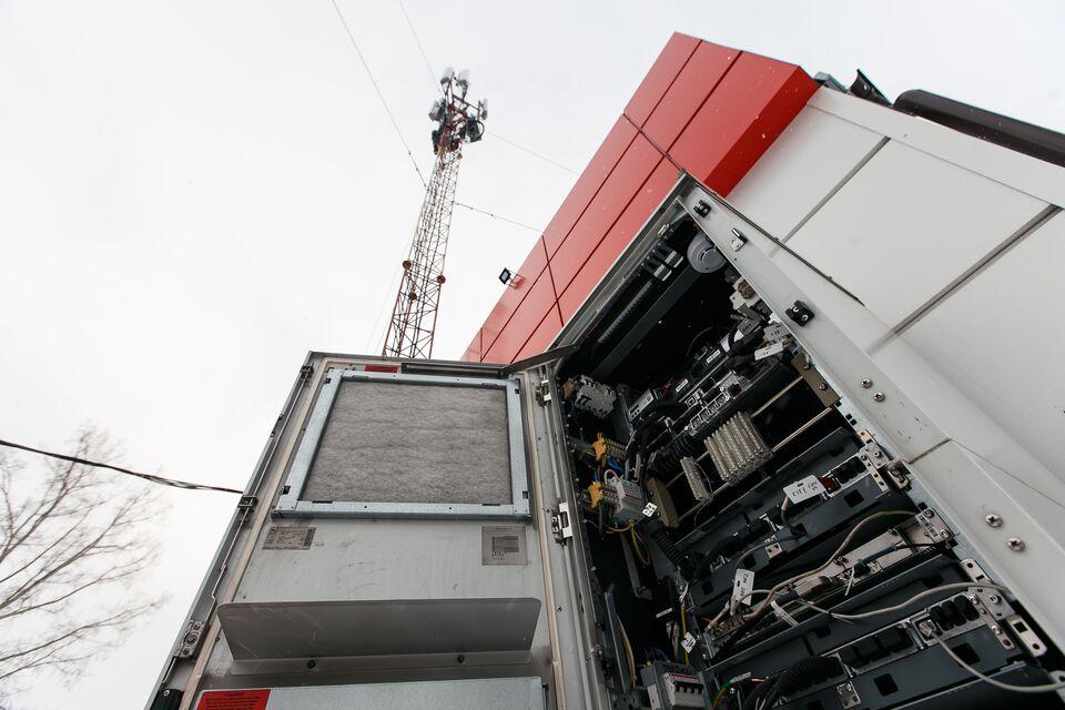 В Томской области запустили 10 базовых станций сотовой связи