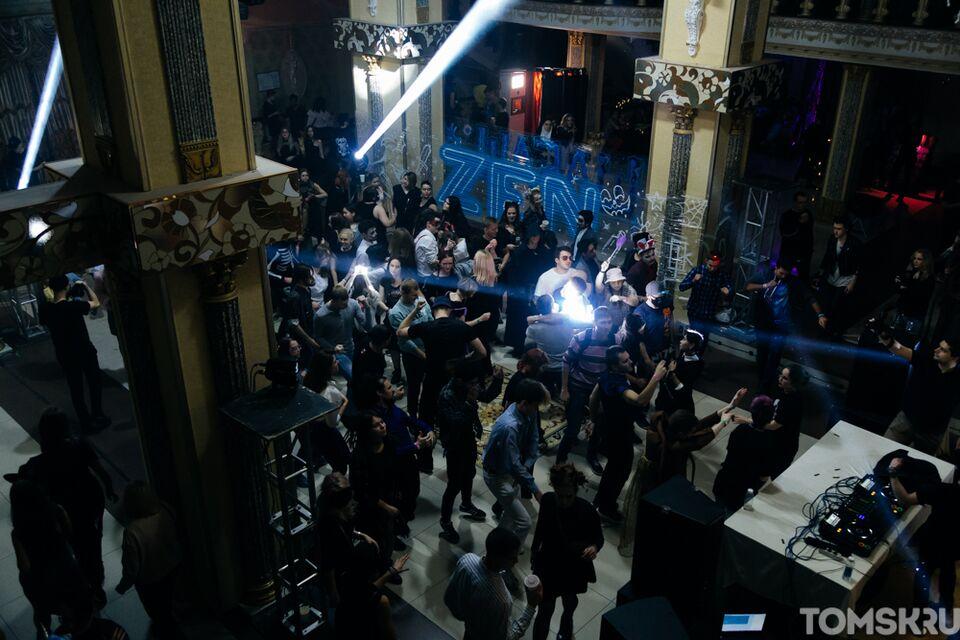 Зураб, ZEN и «Виниловые танцы»: вечеринки на Новый год и не только