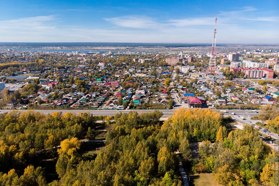 Томская область примет участие в проекте «Прошагай город»