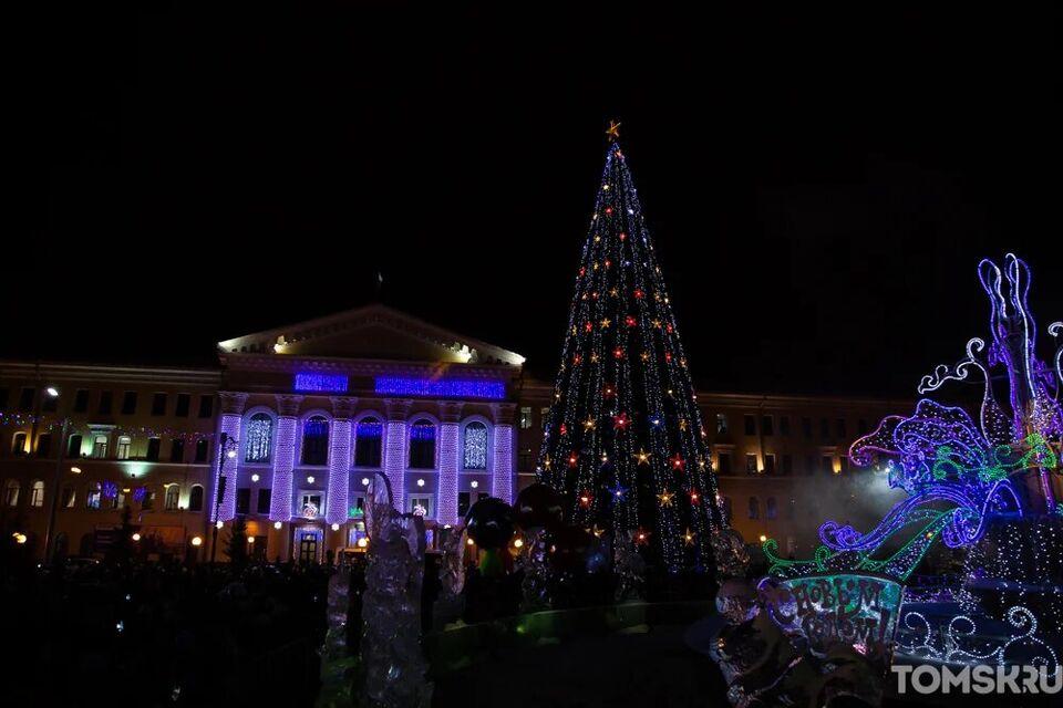 Новогоднее настроение: томичи сняли праздничные клипы