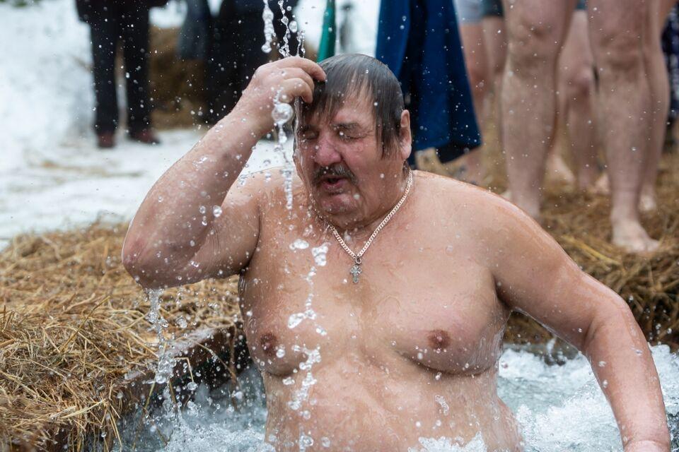 На Белом озере на Крещение установят две купели