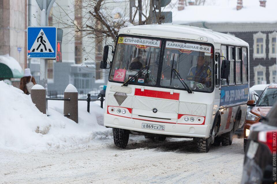 В Томске проводятся скрытые проверки маршрутного транспорта