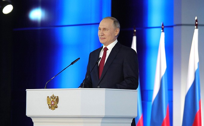 Путин предложил кардинально изменить выплаты для семей с детьми