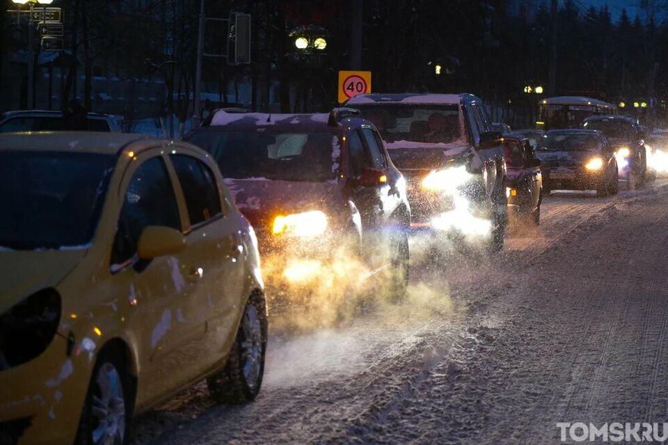 Сразу два ДТП на улице Клюева парализовали движение