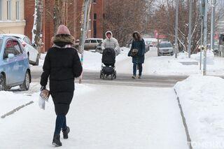 Синоптики: теплые выходные сменятся морозами