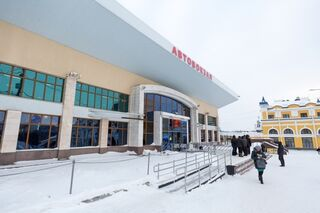 Томский автовокзал снижает число рейсов в соседние города