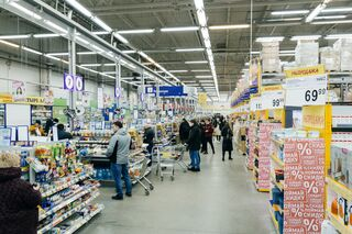 Торговые центры в Томске не будут закрываться, если в них продают товары первой необходимости