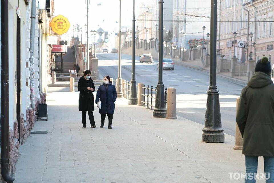 Губернатор: режим полной изоляции в Томской области продлится до 15 апреля