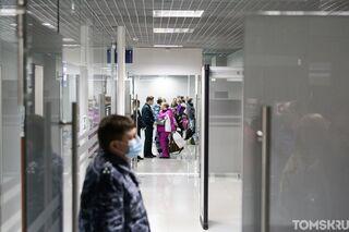 Пассажиры, прилетевшие из Москвы, могут попасть под двухнедельную самоизоляцию