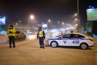 В двух сибирских городах начали штрафовать водителей за бесцельные поездки
