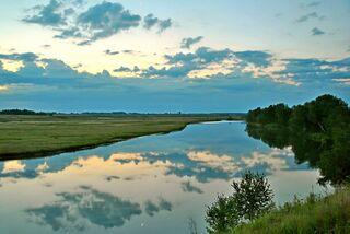 Название сибирской реки рассмешило россиян