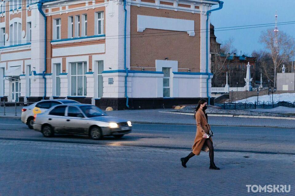 Четвертый заболевший коронавирусом оказался жителем одного из районов Томской области