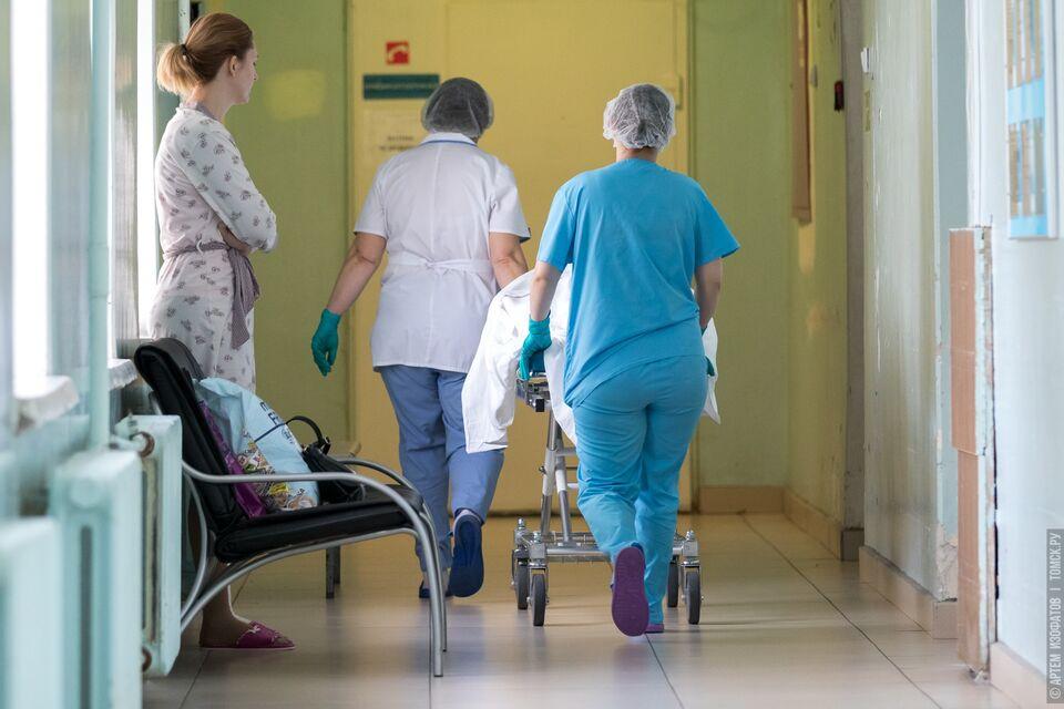 Резервный госпиталь для больных Covid-19 на базе СибГМУ готов к работе