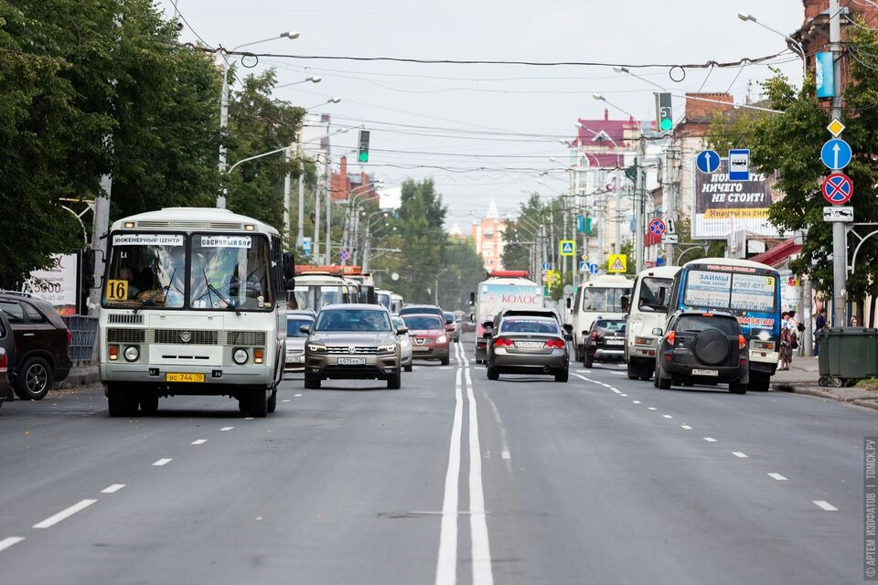 В Томске в этом году ликвидируют места, где чаще всего происходят аварии