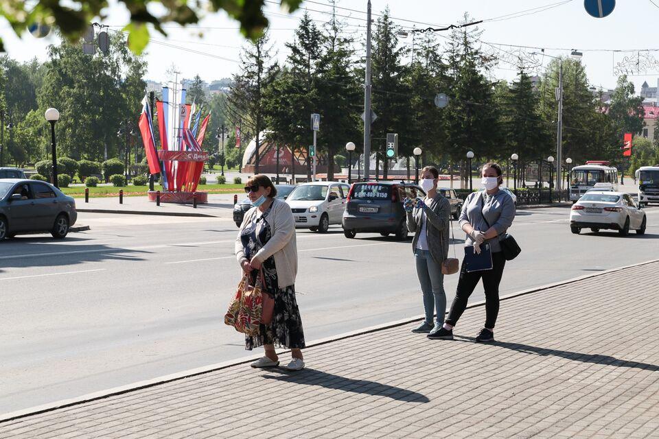 В Томской области зафиксировали 26 новых случаев заболевания COVID-19