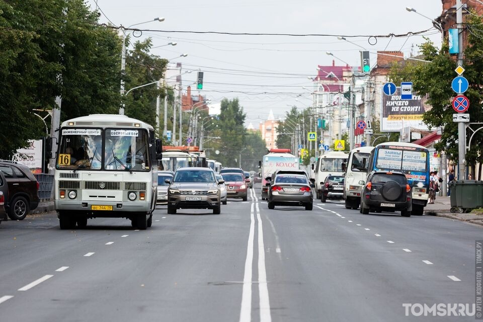 Из Томска снова можно уехать на BlaBlaCar