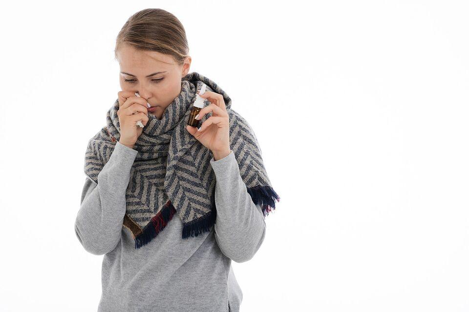 Защититься от вирусов с помощью спрея: сибиряки создали инновационный аэрозоль