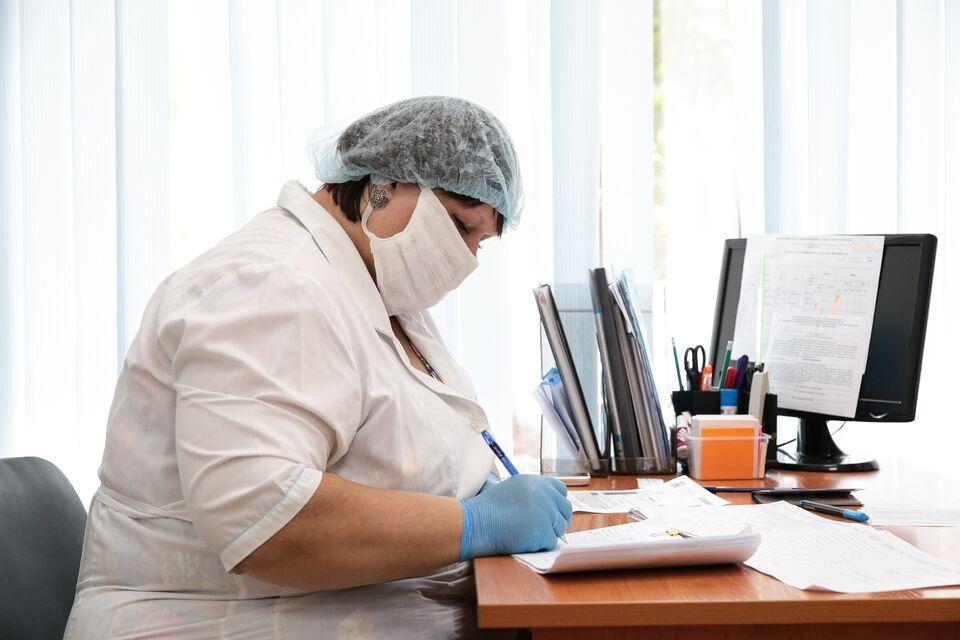 Новый госпиталь для больных коронавирусом открылся на базе Томской районной больницы