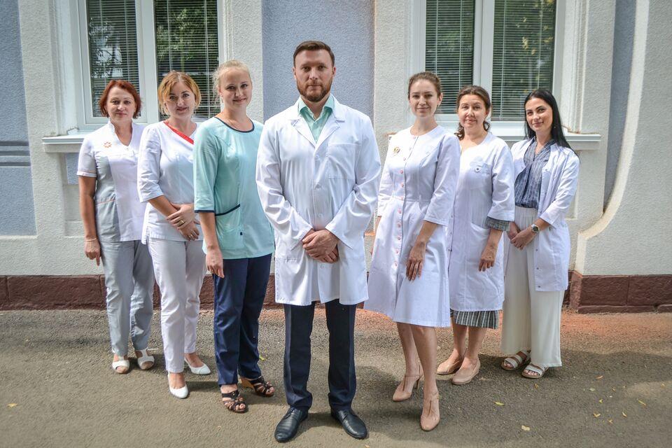 Томский онкодиспансер открыл новое отделение для своих пациентов