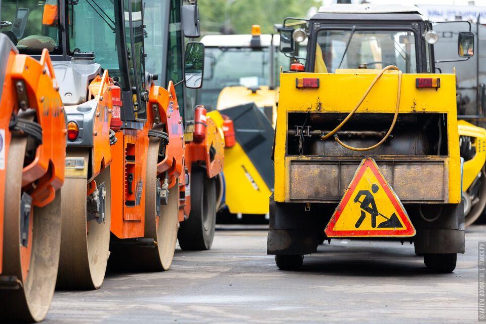 Мэр поручил до осени подготовить проекты ремонта томских дорог на 2021 год