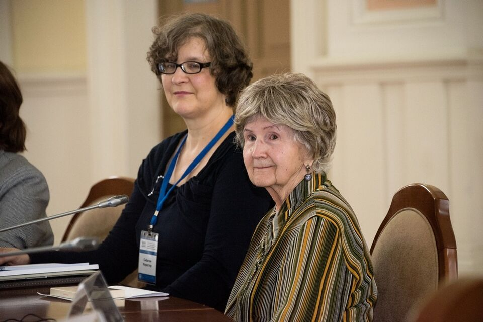 Профессор-филолог с мировым именем скончалась в Томске на 90-ом году жизни
