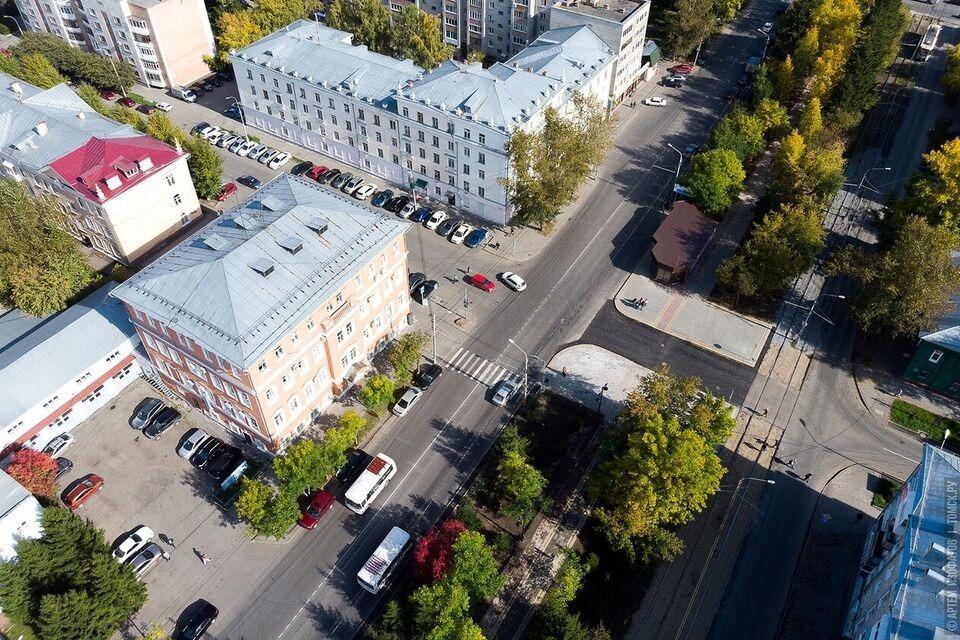 В Томске началось благоустройство 14 парков и скверов