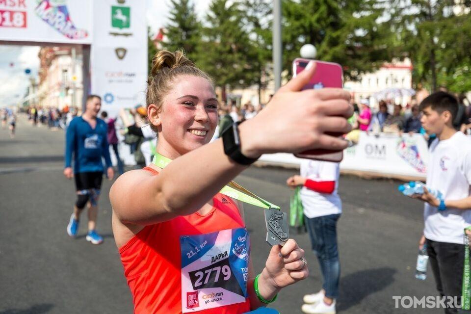 Томичам вновь предлагают поучаствовать в индивидуальных беговых соревнованиях