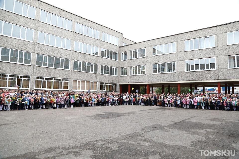 Школы Томска начали готовить к новому учебному году