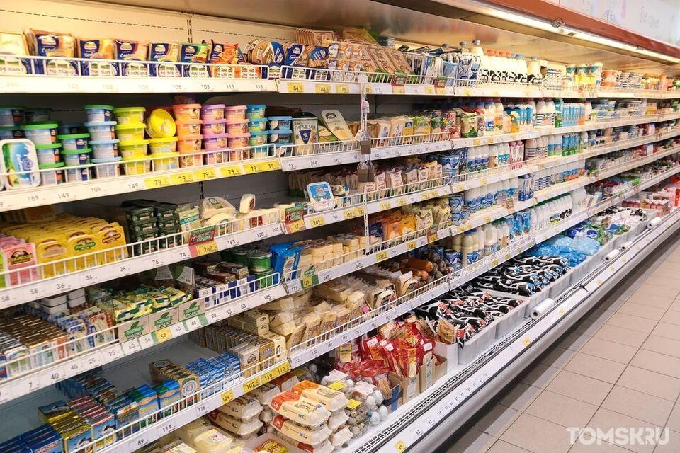 Калорийность продуктов интересует только каждого восьмого покупателя