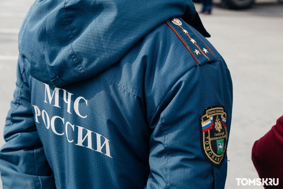 В Октябрьском районе Томска прошли противопожарные рейды