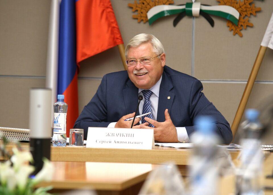 Губернатор открыл «Цифровой день Томской области»