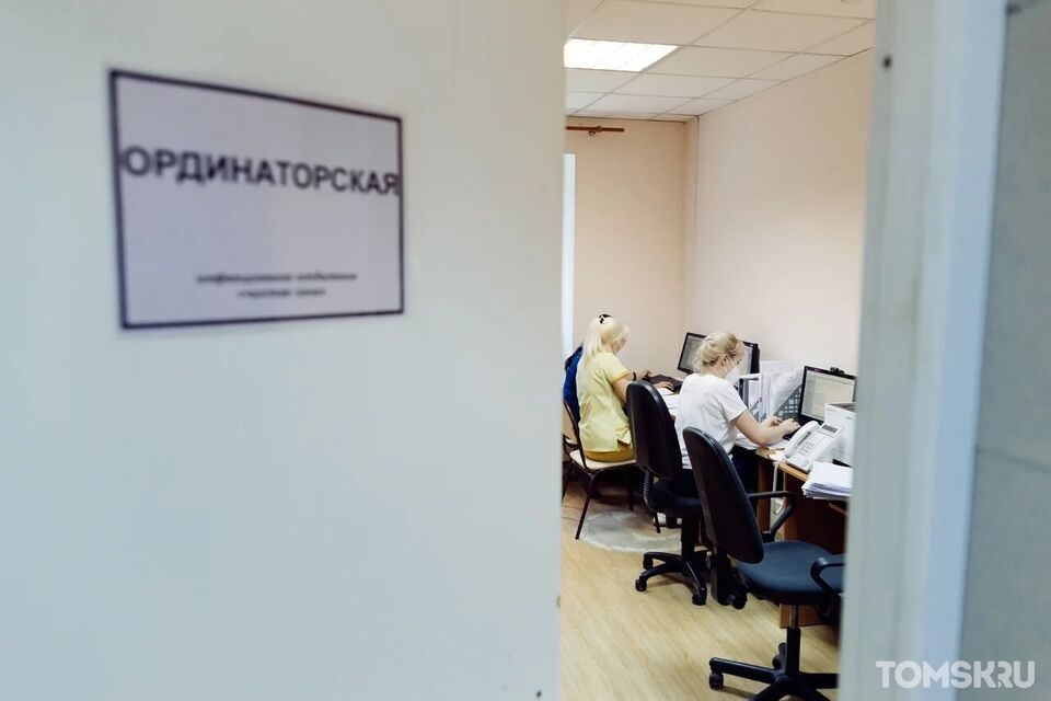 60 новых случаев заражения COVID-19 обнаружили в Томской области