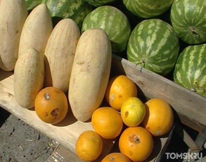 Семь правил покупки вкусных арбузов и дынь